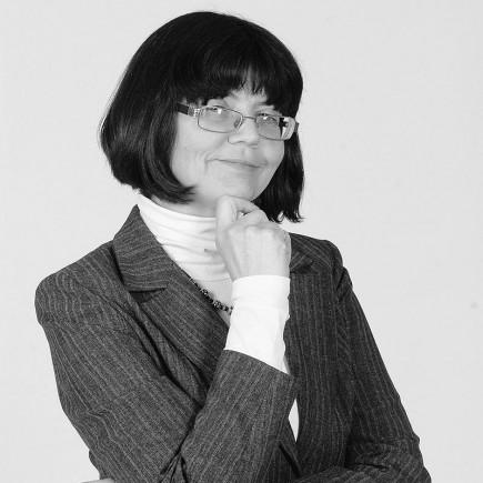 """Надежда Скалон, редактор отдела """"Политика""""."""