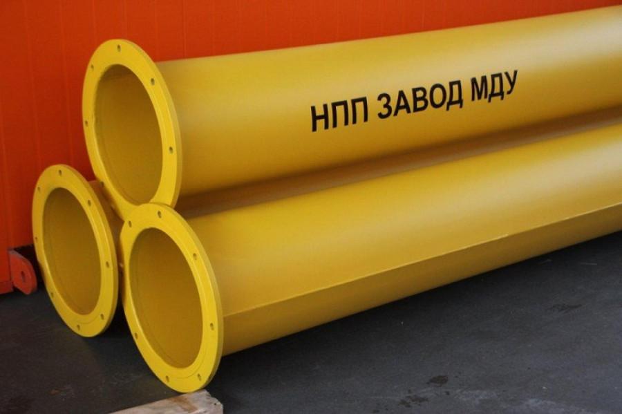 Дегазационные трубопроводы