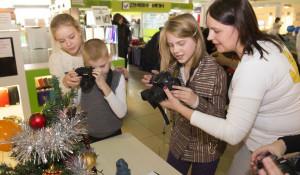 В Барнауле открылся фестиваль фотосессий.