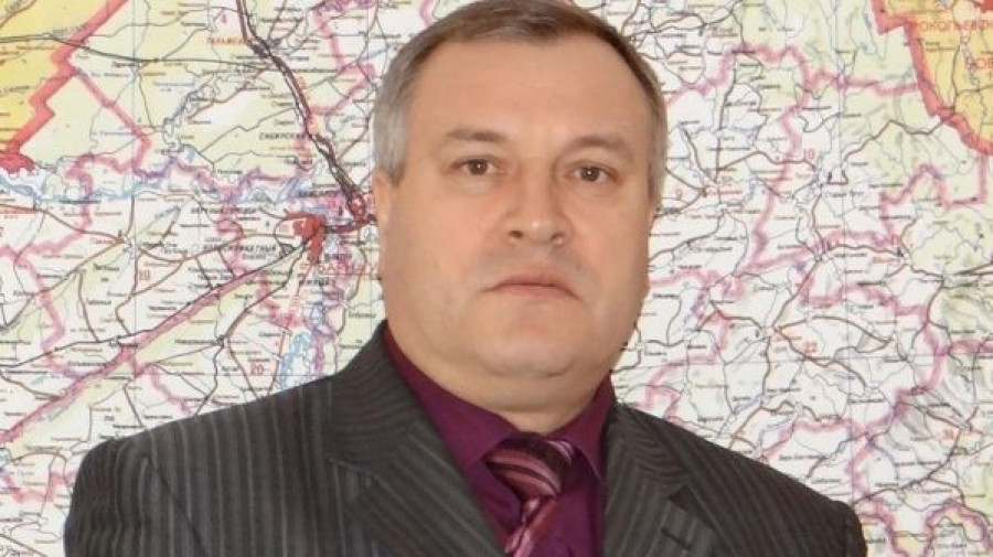 Анатолий Высочин.