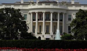 Вашингтон, США. Белый дом.