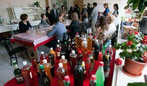 Профессиональная дегустация напитков местного производства. Барнаул, 2 июня 2016 года.