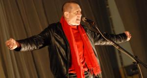 Валений Золотухин на Алтае в 2006 году.