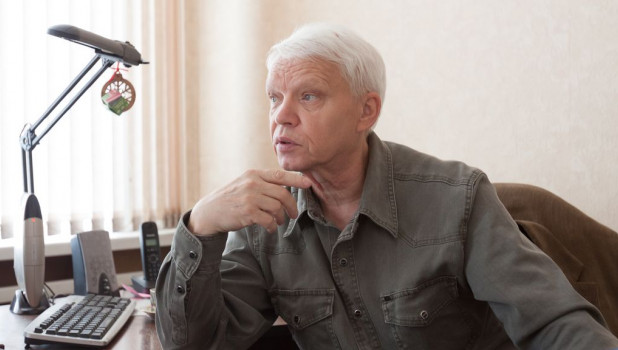 Александр Майоров.