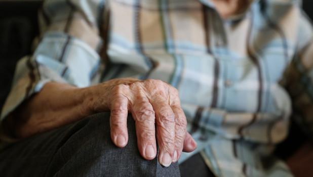 Старость. Пенсия. Пожилой человек.