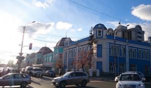 Здание на ул. Ползунова, 34а.