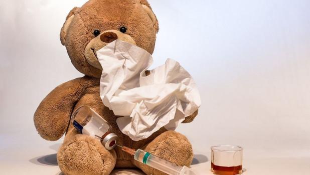 Простуда, грипп.