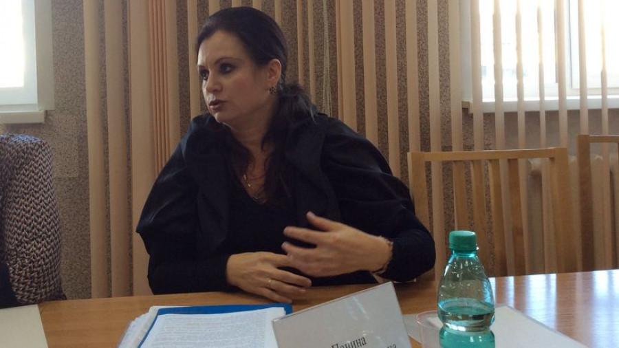 "Адвокат ""Ассоциации по защите прав заемщиков"" Татьяна Панина."