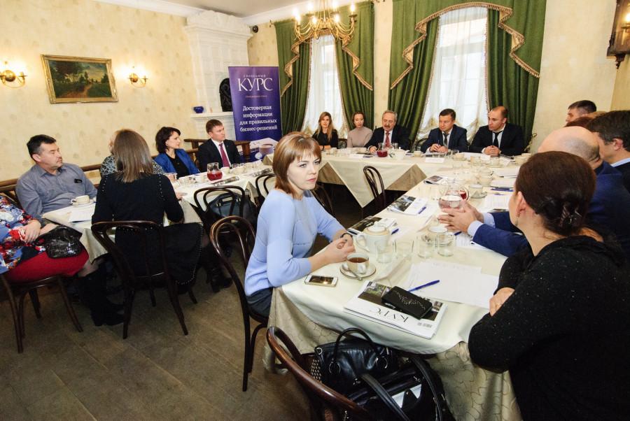 Экспертный совет с директорами и ведущими менеджерами пищевых предприятий Алтайского края