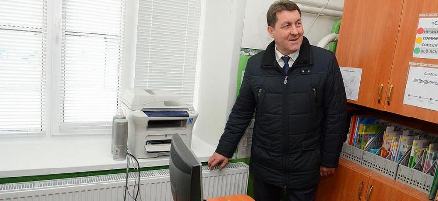 В Барнауле школу впервые начали отапливать энергией Земли.
