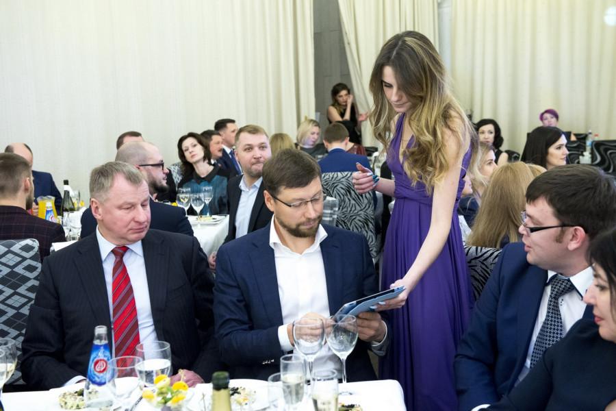 """Премия """"Менеджер года-2017"""". Церемония награждения."""