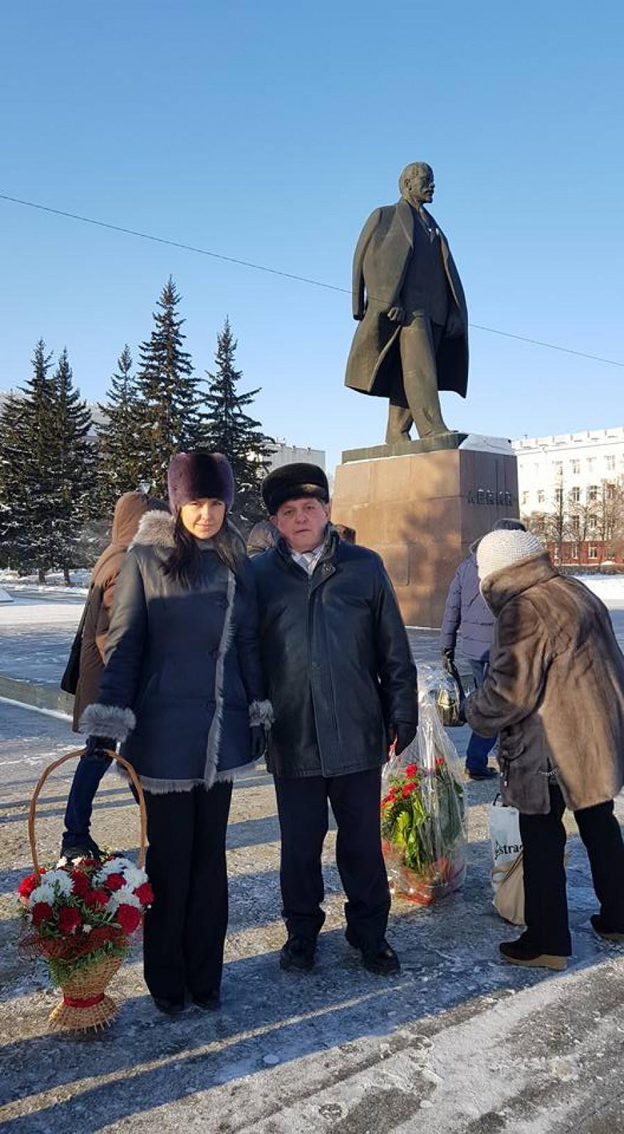 Коммунисты и Ленин