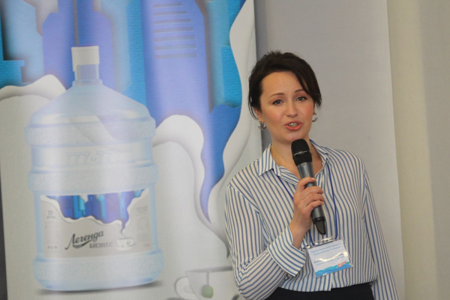 Наталья Бобина.
