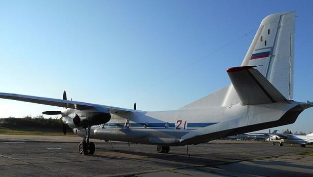 Ан-26.