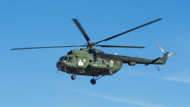 ВКиргизии упал вертолёт Ми-8