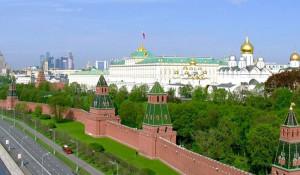 Москва, Кремль.