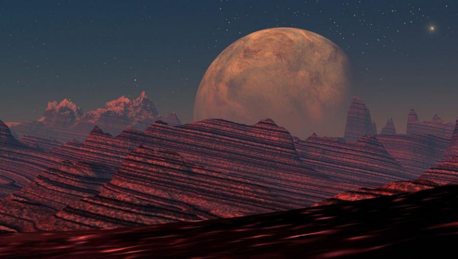 Планета. Космос