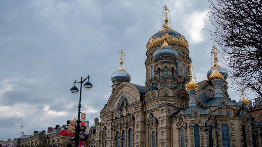 Православная церковь. Храм