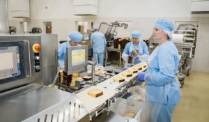 """Компания """"Киприно"""" запустила новый завод по фасовке сыра"""