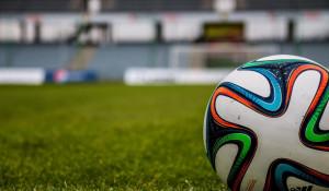 Мяч. Стадион. Футбол