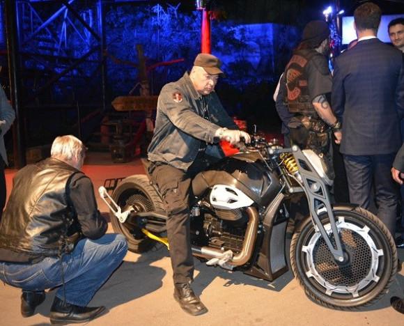 Профессии связанные с мотоциклами