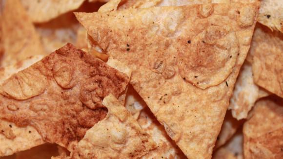 Домашние чипсы своими руками.