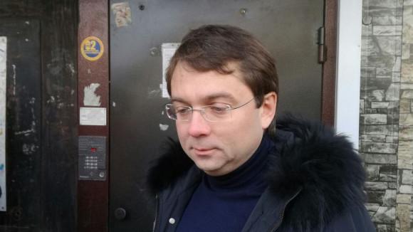 Андрей Чибис, главный жилинспектор РФ.